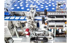 Schubert robot for Flowmodul