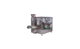 Triangle Rotary Pouch Filler & Sealer