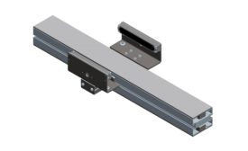 Hold back or pace products with new clamping module option for Dorners FlexMove Conveyors