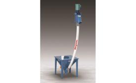 Flexicon Base Model Carbon Steel Flexible Screw Conveyor