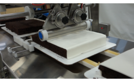 Unifiller Systems Inc. Sheet Cake Icing line