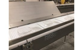 Multi-Conveyor Precision Timed Hand Pack with Semi-Automated Indexing
