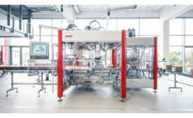 SOMIC America high-speed, retail ready packaging system