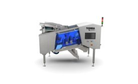 TOMRA Food merges best-in-class engineering and intelligence with launch of the TOMRA 5C