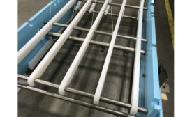 New Option for DynaClean Conveyors clean-in-place