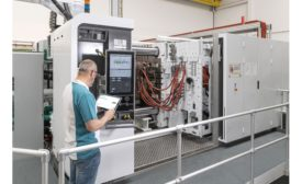 Fusion at Bühlers new Die Casting Application Center in Uzwil, Switzerland. Bühler's next-generation, three-platen die-casting platform is a key development of Bühlers vision of the Digital Cell.