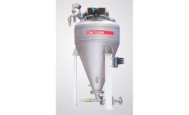 Gericke unveils patented pneumatic conveying system for fragile materials