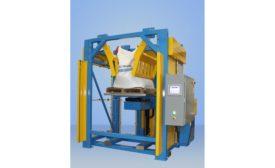 Material Transfer bulk bag conditioner