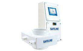 Mettler Toledo improved throat metal detectors