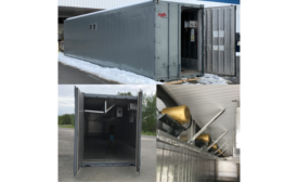 Nyle Systems container food dryer