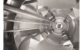 Munson rotary continuous mixer for bulk material in high volumes