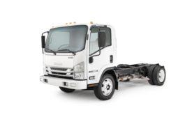 Isuzu starts production on Class 5 gasoline-powered trucks