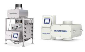 METTLER TOLEDO improved gravity flow metal detectors