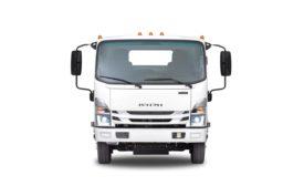 Isuzu announces enhancements to N-Series diesel trucks for 2022iMY