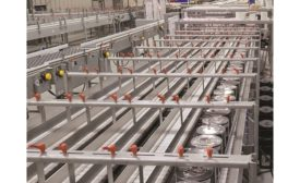 Multi-Conveyor mild steel constructed conveyors