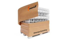 Mondi new Advantage StretchWrap paper offers a more sustainable choice for pallet wrapping