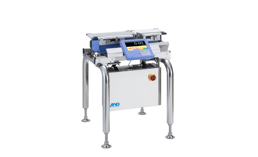 A&D Inspection checkweigher