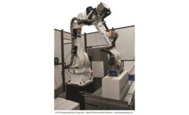 A-B-C Packaging robot palletizer
