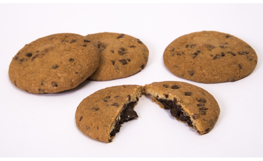 Baker Perkins encapsulating system for filled cookies
