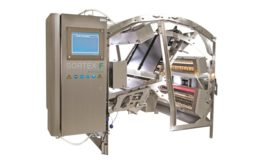 Buhler Group optical sorting technology for nuts