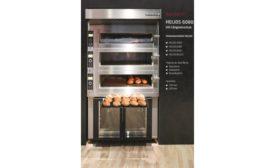 DEBAG HELIOS baking oven