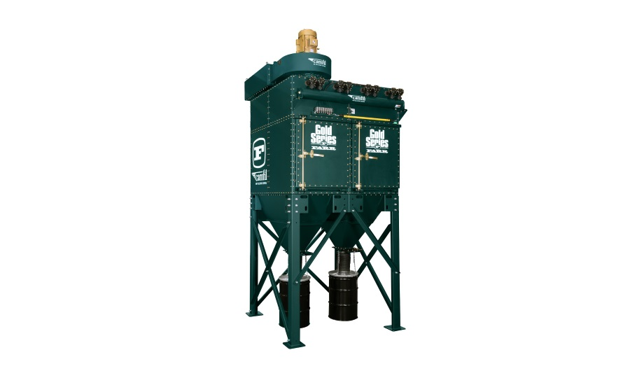Camfil APC Farr Gold Series industrial dust collector
