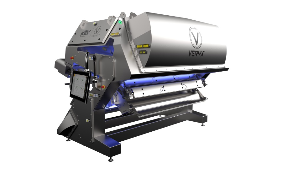 Key Technology VERYX B210 Digital Sorter