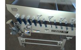 Key Technology vibratory conveyor