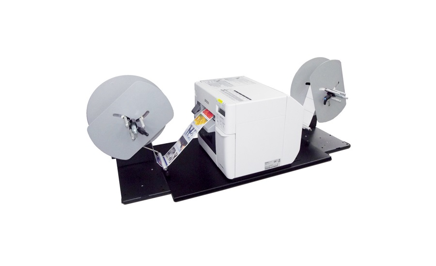 MM Barcoding label printer