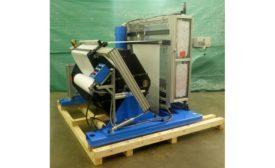 CTC International semi-auto splicer for rolls