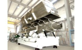 The Witte Co. vibrating fluid bed dryers