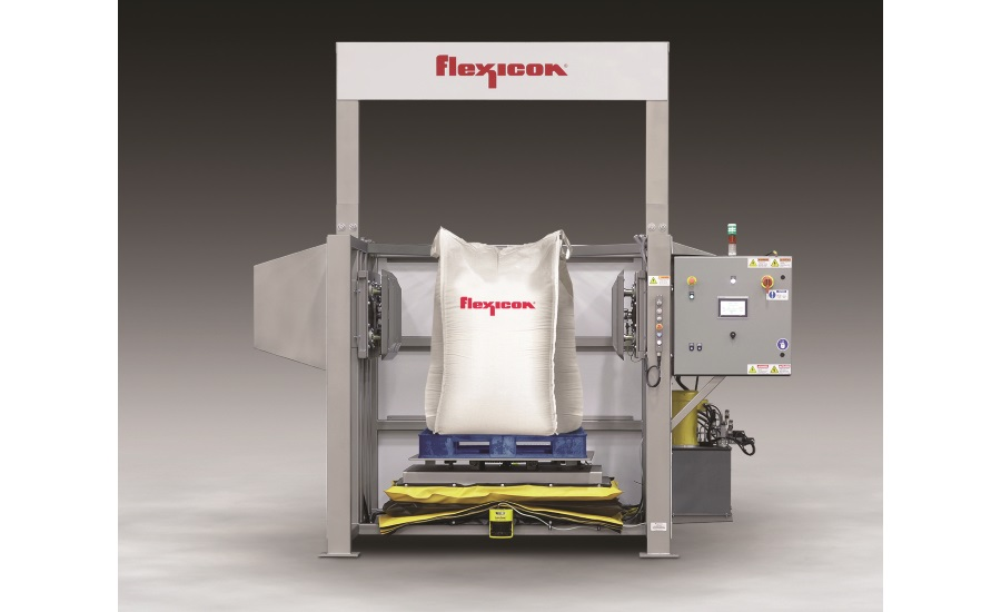 Flexicon bulk bag conditioner