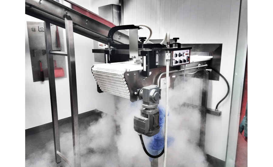 Goodway Technologies industrial dry vapor steam cleaners