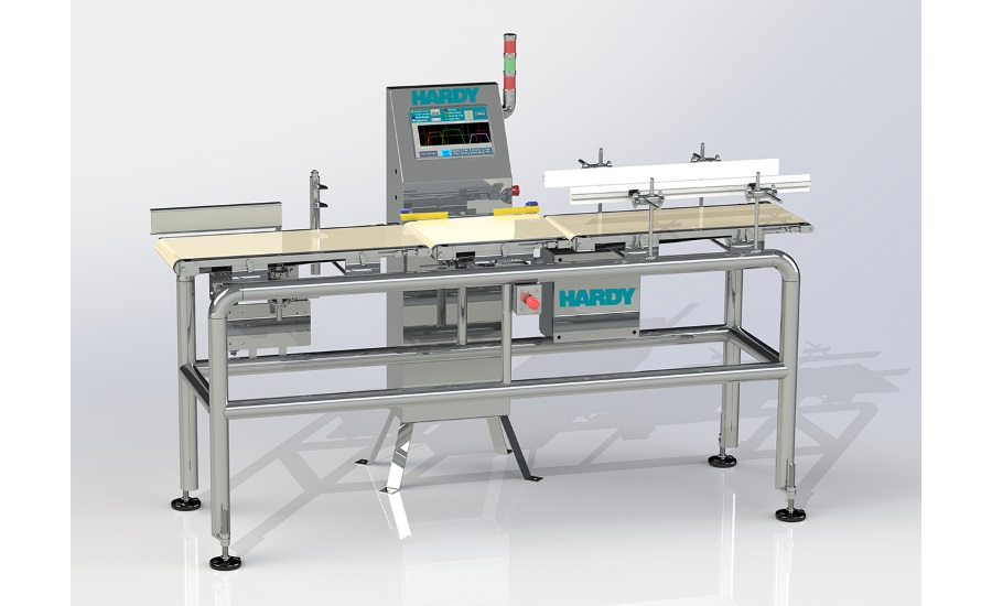 Hardy Process Solutions Clean In Place Checkweighers