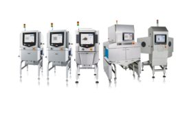 Heat and Control X-ray inspection system