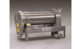 Munson rotary continuous mixer