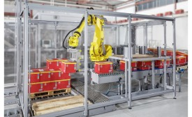 CSi i-Pal palletizing system