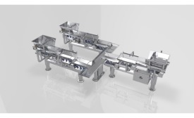 tna turnkey vibratory motion blending system