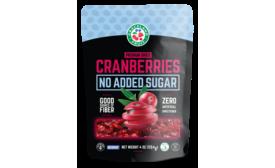 Graceland Fruit no added sugar dried cranberries
