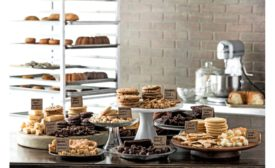 Parker Products baked inclusions product line