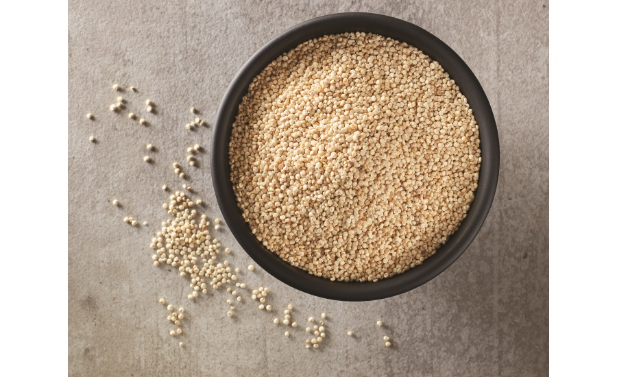 InHarvest announces new domestic white quinoa for foodservice
