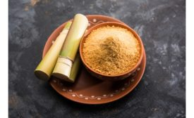 International Molasses Powdered Sweetener made from fresh-squeezed cane juice