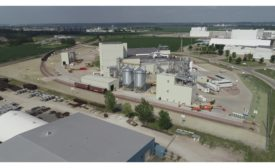 Two ingredients added to production line at new Ingredion pea protein facility