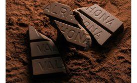 Valrhona vegan-certified Grand Cru single origin milk chocolate, from the heart of Madagascar