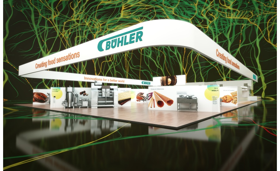 Bühler invites customers to virtual interpack tradeshow