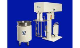 Ross dual-shaft mixers