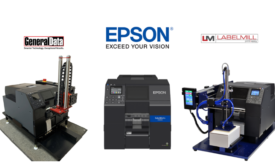 New label applicators now available for Epson ColorWorks CW-C6000P on-demand color label printer