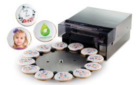 Eddie, The Professional Edible Ink Printer, now available