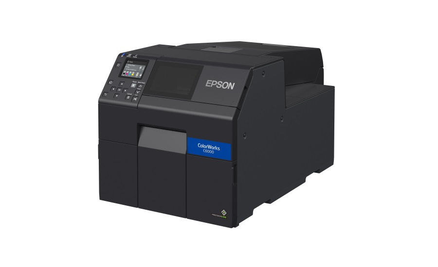 Epson new ColorWorks printers