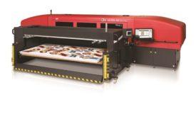 EFI inkjet printer